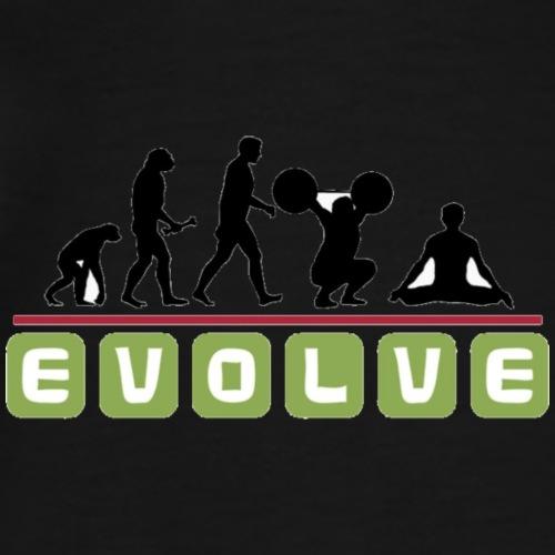 Evolve - Men's Premium T-Shirt