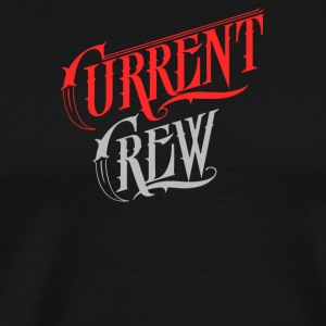 Current Crew - Men's Premium T-Shirt