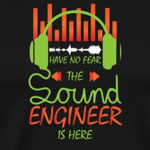 Sound Engineer Tees and hoodies. - Men's Premium T-Shirt