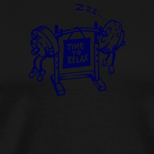 time to relax - Men's Premium T-Shirt