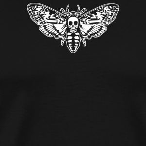 Deaths Head Moth - Men's Premium T-Shirt