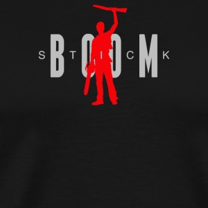 Boom Stick - Men's Premium T-Shirt
