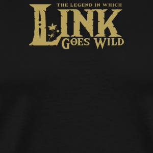 Link Gone Wild - Men's Premium T-Shirt