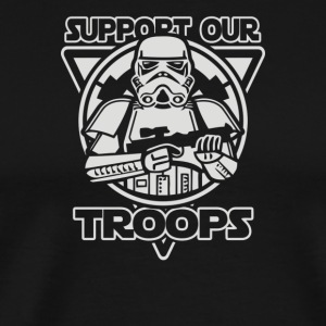 Support our troops - Men's Premium T-Shirt