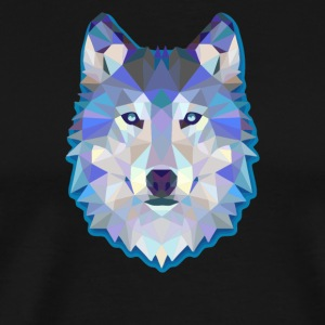 The Wolf - Men's Premium T-Shirt