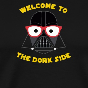 wellcome to the dork side - Men's Premium T-Shirt