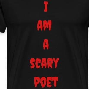 scary poet - Men's Premium T-Shirt