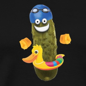 Swim Pickle - Men's Premium T-Shirt