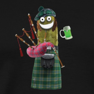 Bagpipe Pickle - Men's Premium T-Shirt