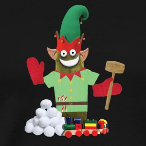 Elf Pickle - Men's Premium T-Shirt