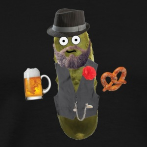 Pub Hipster Pickle - Men's Premium T-Shirt