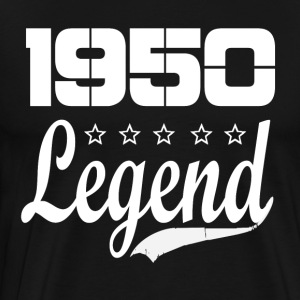50 legend - Men's Premium T-Shirt