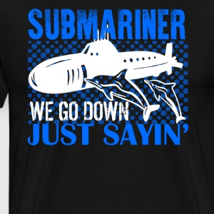 Submariner Shirt - Men's Premium T-Shirt