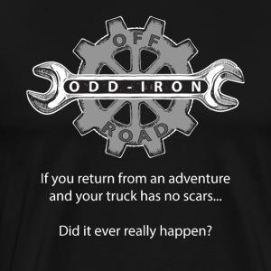 Odd adventure - Men's Premium T-Shirt