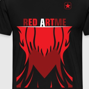 REDARTME - Men's Premium T-Shirt