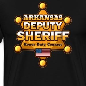 Arkansas Deputy Sheriff - Men's Premium T-Shirt