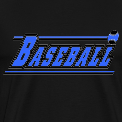Baseball T-shirts and gifts - Men's Premium T-Shirt