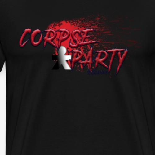 Corpse Party Paper Doll - Men's Premium T-Shirt