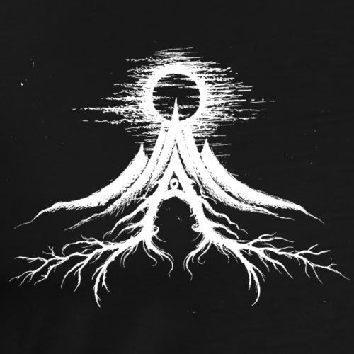 Istårn Emblem - White - Men's Premium T-Shirt