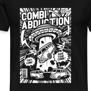 Combi Abduction - Men's Premium T-Shirt