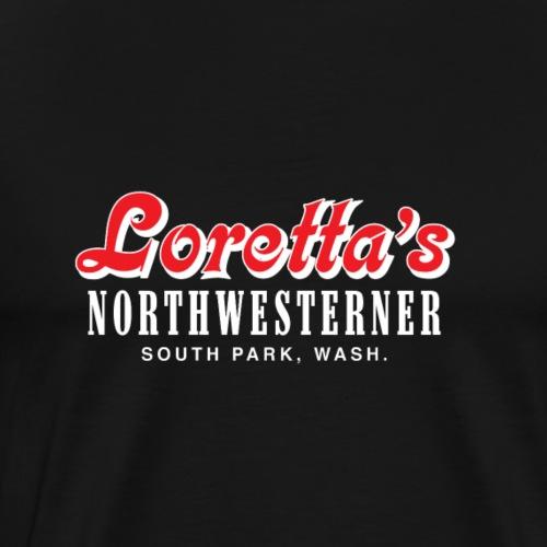 Loretta's Logo - Men's Premium T-Shirt