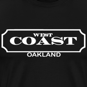 WEST COAST Oakland - Men's Premium T-Shirt
