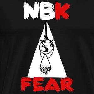 NBK FEAR - Men's Premium T-Shirt