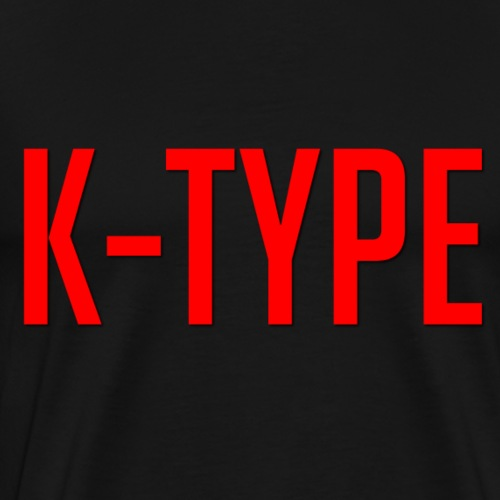 K-Type - Men's Premium T-Shirt
