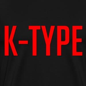 K-Type - Men's Premium T-Shirt