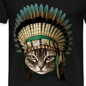 the chief cat - Men's Premium T-Shirt