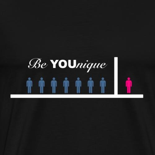 Be Unique - Men's Premium T-Shirt