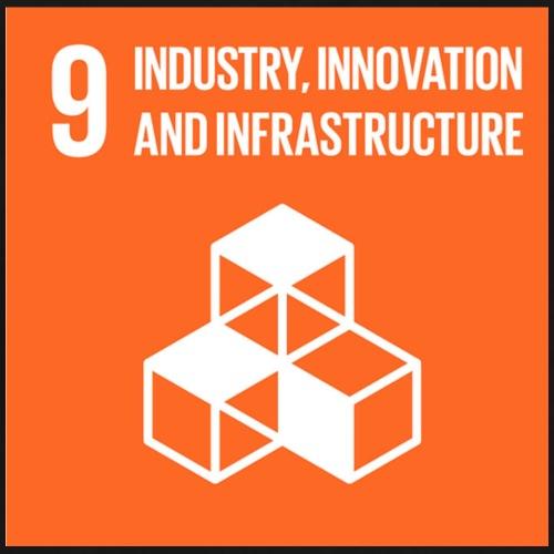 sdg9 industry, innovation and infrastructure - Men's Premium T-Shirt