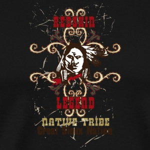 redsun legend - Men's Premium T-Shirt