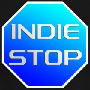 IndieStop Logo - Men's Premium T-Shirt