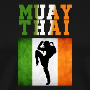 Muay_Thai_irland - Men's Premium T-Shirt