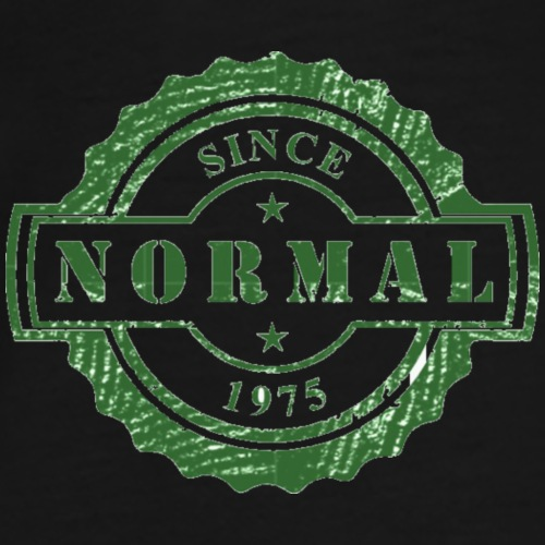 Men T-shirt Normal Since 1975 - Men's Premium T-Shirt