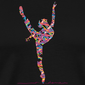 Ballet Dance - Men's Premium T-Shirt