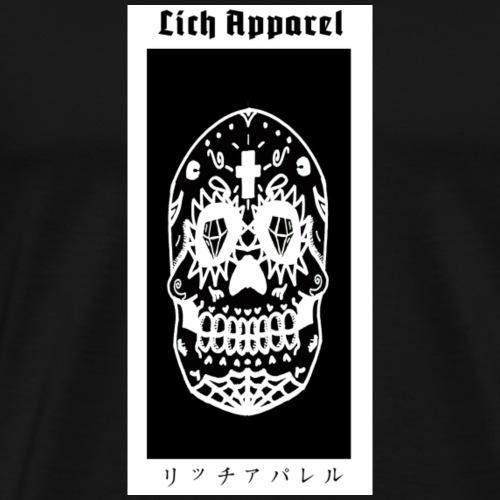 Respect The Dead - Men's Premium T-Shirt