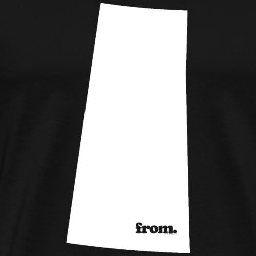 from Saskatchewan - Men's Premium T-Shirt