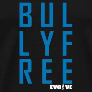 bully free - Men's Premium T-Shirt