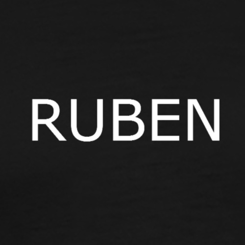 Ruben White - Men's Premium T-Shirt