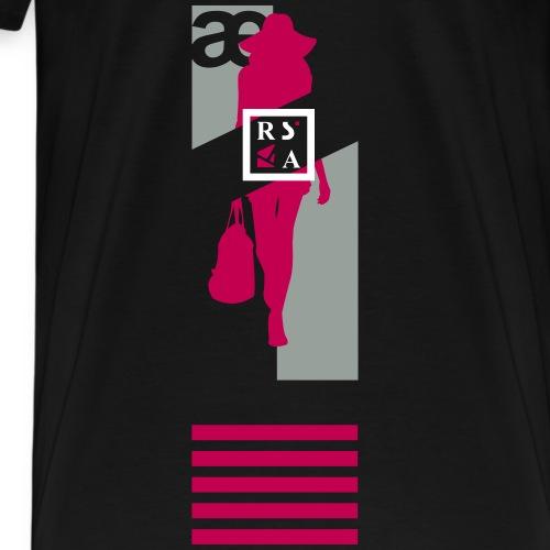 P-1 - Men's Premium T-Shirt