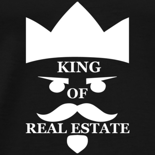 white king estate - Men's Premium T-Shirt