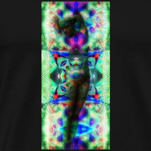 Nature goddess - Men's Premium T-Shirt