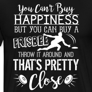 Ultimate Frisbee Happiness Shirt - Men's Premium T-Shirt