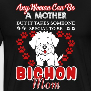 Bichon Mom Shirt - Men's Premium T-Shirt