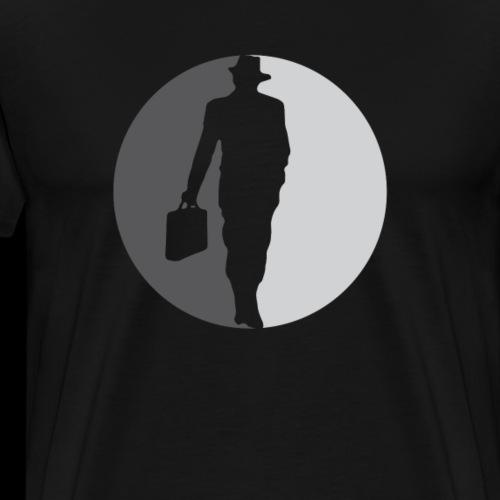 Picture Ventures Round Logo - Men's Premium T-Shirt