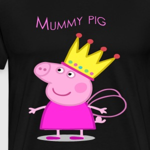 peppa pig - Men's Premium T-Shirt