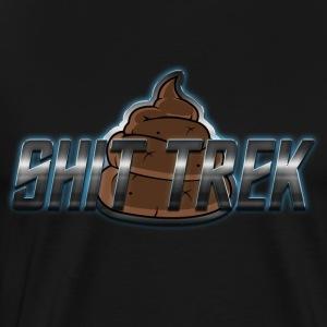 shit trek - Men's Premium T-Shirt