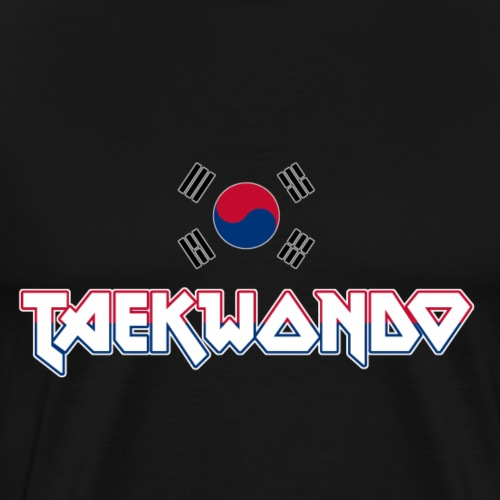 Taekwondo - Men's Premium T-Shirt